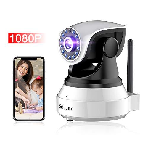 IP cámara WiFi LESHP camaras de Vigilancia inalámbrico HD Zoom P2P I