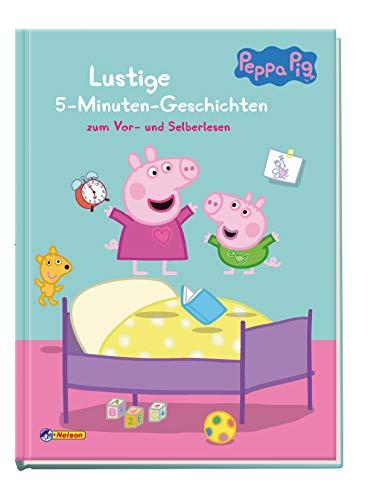 Peppa: Lustige 5-Minuten-Geschichten: Zum Vor- und Selberlesen (Peppa Pig) (Eine Kleine Nacht Musik-dvd)