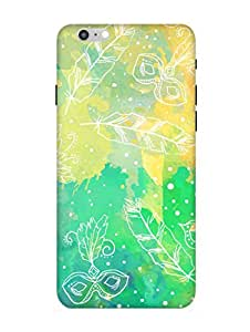 PRINTINK back cover for Apple iPhone 6s Plus