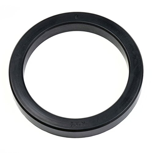 1 X Brew Head Group Gasket for Gaggia Espresso Machines E61 - 8mm by D.V.M. -