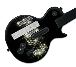 MusicSkins Sticker pour guitare Gibson Les Paul (Wii) KISS 'Glam' (Import Royaume Uni)