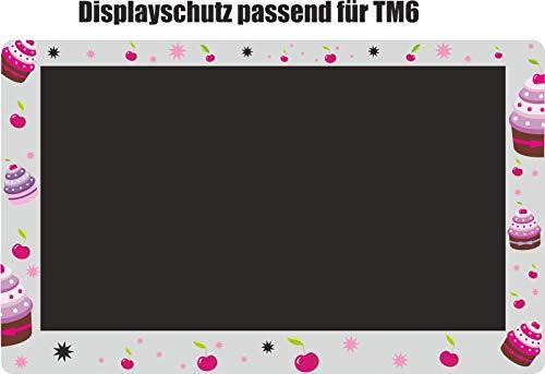 Displayschutzfolie für TM6 Törtchen