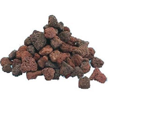 Piedra volcánica de piedras unidades de 2kg universal para todos los barbacoa a gas