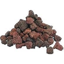 Piedra volcánica de piedras unidades de 2 kg universal para todos los barbacoa ...