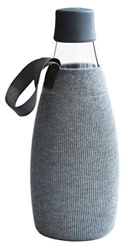 Retap Flaschenwärmer 08, Textil, grau, 0.8 / Large