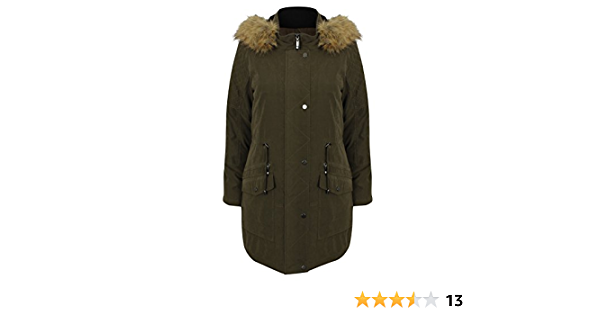 manteau homme jbc,JBC Collection Manteau Parka Femme: Amazon
