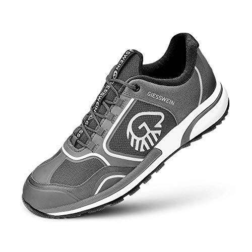 Giesswein Sportschuh Wool Cross X Men - Innovativer Sneaker für Herren, Performance Schuhe mit 100% Merino Wolle, Reflektierende Herrenschuhe, Micro-Grip Sohle -