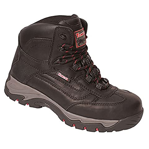Rock Fall TC340 Dakota 9 Safety Boot - Black