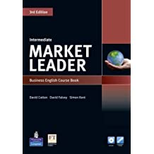 Market Leader. Intermediate Coursebook (with DVD-ROM incl. Class Audio) & MyLab