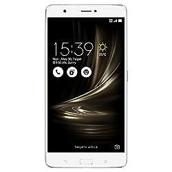 Asus ZenFone 3 Ultra ZU680KL-2J015A Tablet (6.8 inch, 64GB, Wi-Fi + 4G LTE + Voice Calling), Glacier Silver