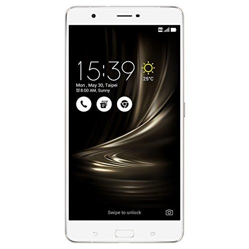 Asus Zenfone 3 Ultra (Silver, 64 GB) (4 GB RAM)