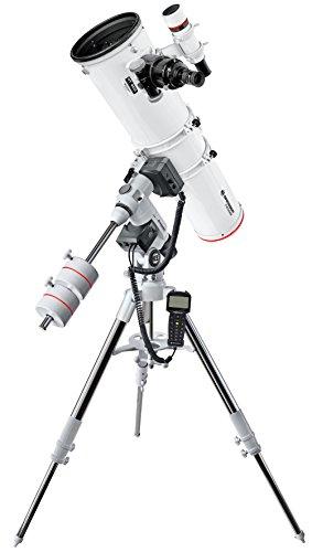 Bresser Messier Télescope NT-203/1200 EXOS-2 EQ-5 Goto Blanc