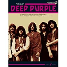 [(Deep Purple Authentic Playalong Drums: Drums Songbook)] [Author: Deep Purple] published on (June, 2008)
