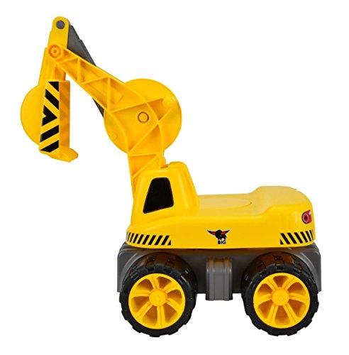 Image of Big B 558111 Maxi Digger Toy