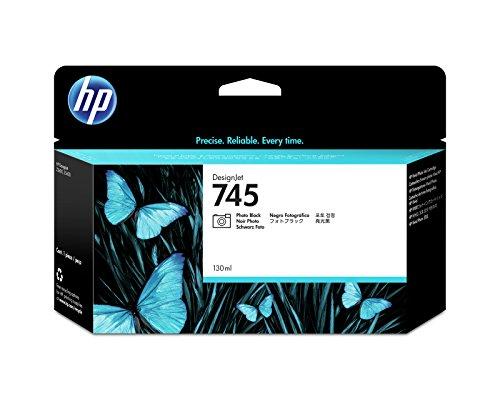 Hewlett Packard 936566 Cartouche d'encre d'origine compatible avec Imprimante DesignJet Z2600 24-in PostScript/DesignJet Z5600 44-in PostScript Noir