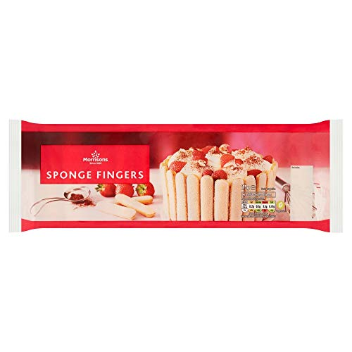 Morrisons Sponge Fingers, 175 g, Pack of 12