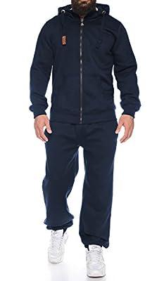 Finchman Finchsuit 1 Herren Jogging Anzug Trainingsanzug Sportanzug FMJS135