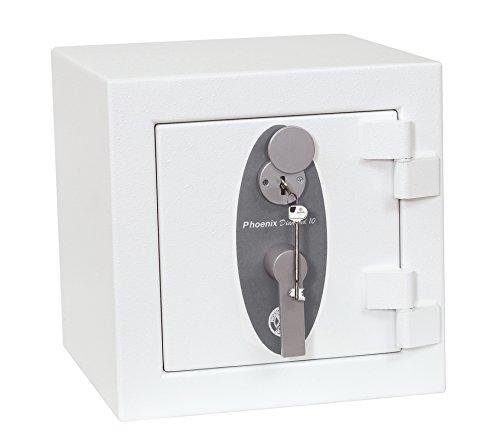 Phoenix Safe Wertschutzschrank Schlüsselschloss 35l EN1143-1 Grad 1 ECB.Schloss, Neptune HS1041K