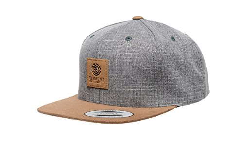 Element Herren State II Cap Größe: one size Farbe: Moss Grid Heather