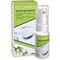 Ocuvers Spray lipostamin Augenspray, 15 ml preisvergleich bei billige-tabletten.eu