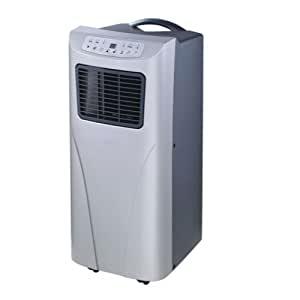 RETRO-10 10000 BTU Slimline Cooling Only Portable Air Conditioner with dehumidifier function up to 30 sqm Remote Control_APD