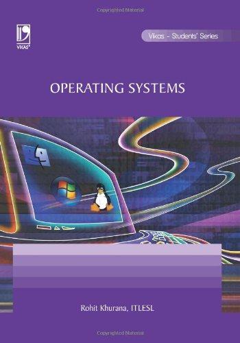 Operating Systems por Rohit Khurana