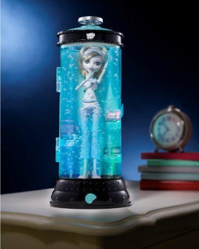 Imagen 2 de Monster High V7963 - Muñeca Lagoona Blue con Hidrocápsula Luminosa (Mattel) - incluye muñeca