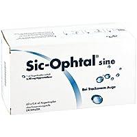 Preisvergleich für Sic Ophtal sine Augentropfen Augentropfen 60X0.6 ml