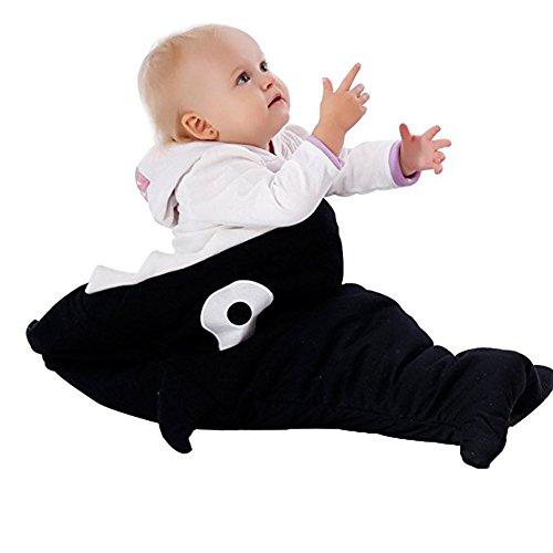 chlafsack neugeboren SchlafSäcke, 62cm x 92cm (Schwarz) (Mädchen Personalisierte Schlafsack)