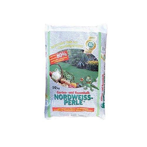 Nordweiß-Perle Gartenkalk 10kg