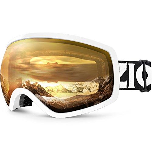 ZIONOR Lagopus - Gafas esquí Snowboard protección