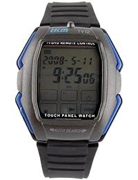 TOUCH SCREEN TV/DVD Remote Controller Wrist Reloj