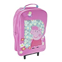 Trade Mark Collections P is for Peppa Pig Wheeled Bag