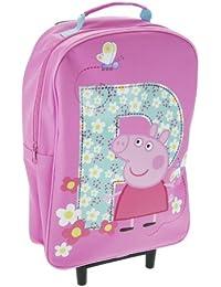 Collections des marques Peppa Pig P est pour sac à roulettes