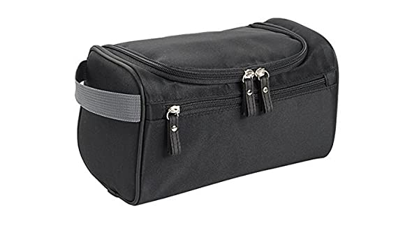iSuperb Hanging Toiletry Bag Travel Bag Water Resistant Lightweight Wash  Gym Shaving Bag Organizer for Women Men (Black)  Amazon.in  Beauty bd5dc36306ce9