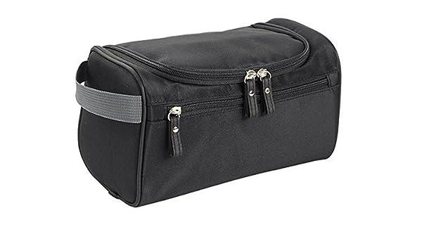 iSuperb Hanging Toiletry Bag Travel Bag Water Resistant Lightweight Wash  Gym Shaving Bag Organizer for Women Men (Black)  Amazon.in  Beauty bd5dc36306ce9