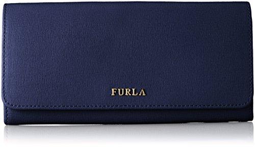 FURLA, Portafogli Donna, Blu (Blu (Navy)), 19x9x2 cm (B x H x T)