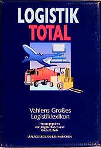 Vahlens Großes Logistiklexikon
