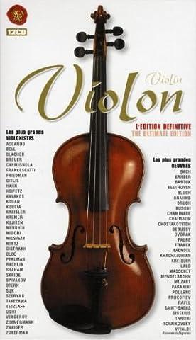 Cesar Franck Symphonie - Violon (Coffret 12