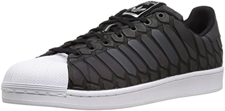 Adidas Superstar Originals Cblack / supcol / ftwwht Basketballschuh 9 Us -