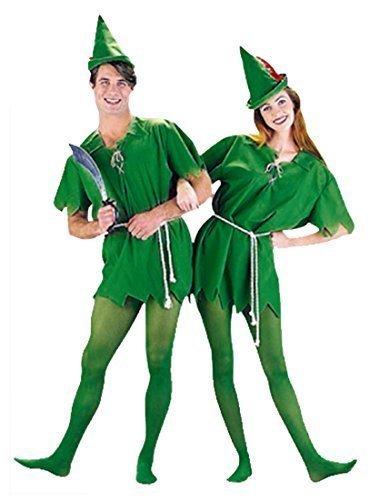 Peter Pan Kostüm Dr Haken Märchen Pixie (Pan Kostümen Erwachsene Peter)