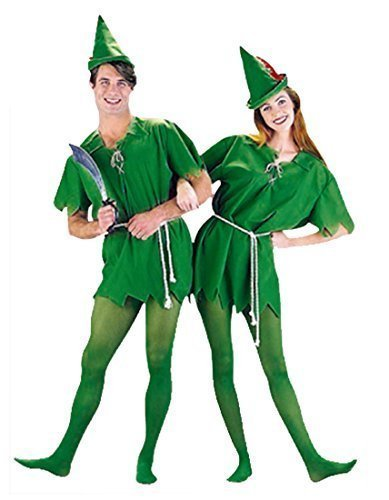 Peter Pan Kostüm Dr Haken Märchen Pixie Kostüm