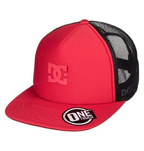 Imagen de dc apparel greet up cap, hombre, racing red, talla única