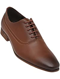Tresmode Mens Leather Laceup Formal Shoes