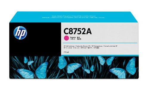 Preisvergleich Produktbild HP C8752A C8752A Tintenpatrone magenta Standardkapazität 1er-Pack mit Vivera Tinten