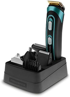 Rowenta Trim & Style TN9130 - Cortapelos para barba y cuerpo, con función 7 en 1