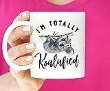 Tazza di caff¨¨ Im Totalmente Koalafied Regalo di Laurea Congratulazioni Regalo Carino Tazza di...