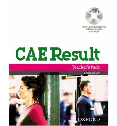 [(CAE Result: Teacher's Pack)] [ By (author) Karen Ludlow, By (author) Paul A. Davies, By (author) Tim Falla, By (author) Kathy Gude, By (author) Mary Stephens ] [September, 2008]