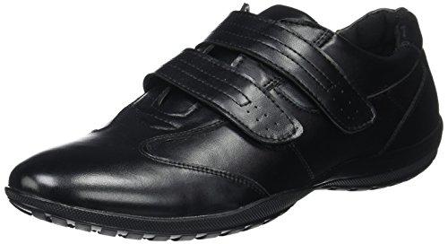 Casanova Decuri, Baskets Basses Homme Noir (Noir)