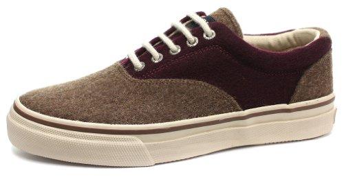 Sperry Top-Sider Striper CVO Uomo Sneaker Beige Taglia 40